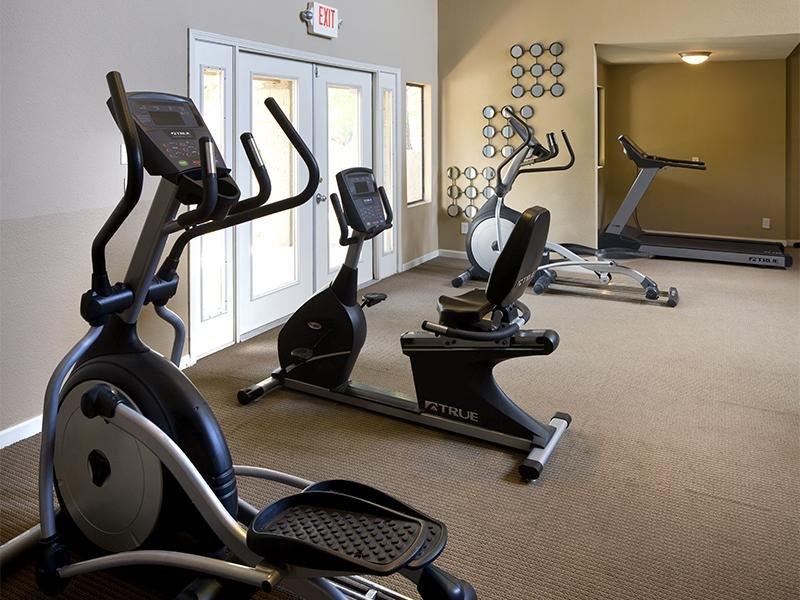 Fitness Center   Academy Terrace
