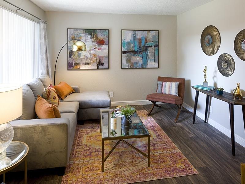 Living Room   Academy Terrace
