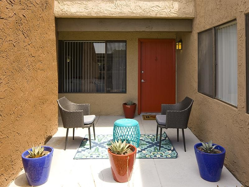 Entryway | Academy Terrace