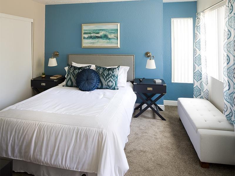 Master Bedroom   Academy Terrace