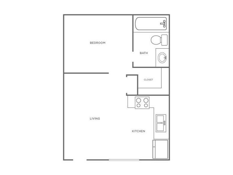 Floor Plans at Dakota Canyon Apartments