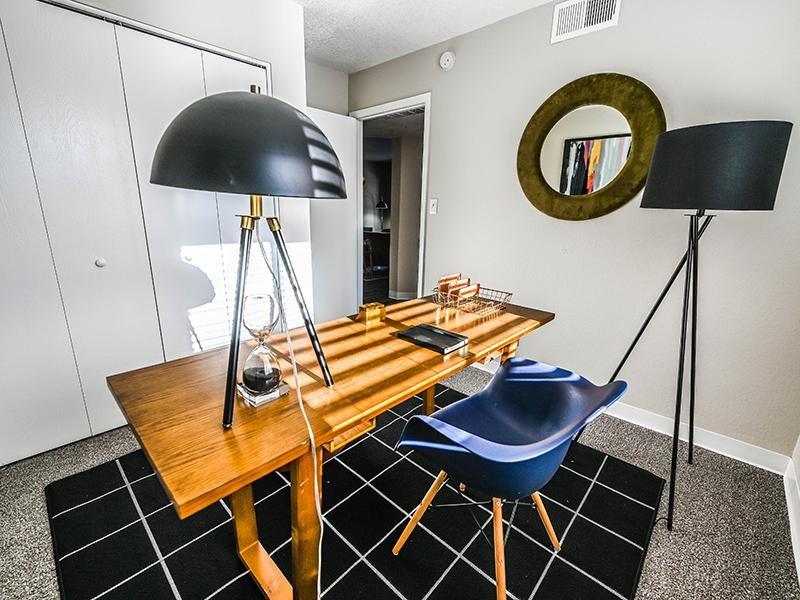 Bedroom | Dakota Canyon Apartments in Santa Fe NM