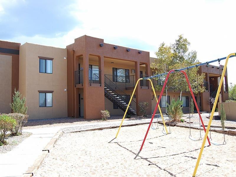 Playground | Dakota Canyon Apartments in Santa Fe NM