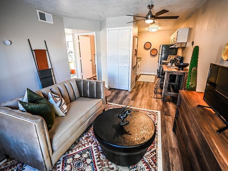 Open Floorplans | Dakota Canyon Santa Fe Apartments