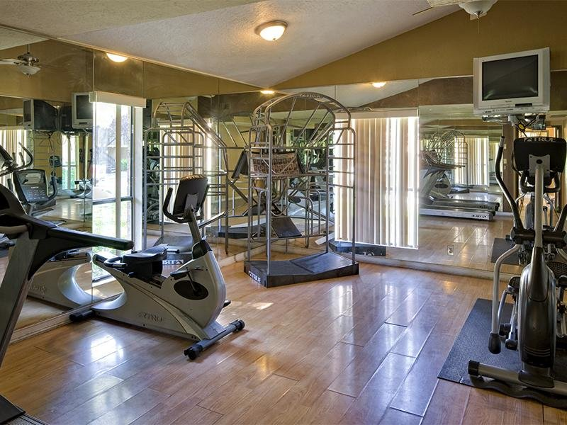 Fitness Room | Retreat at Candelaria