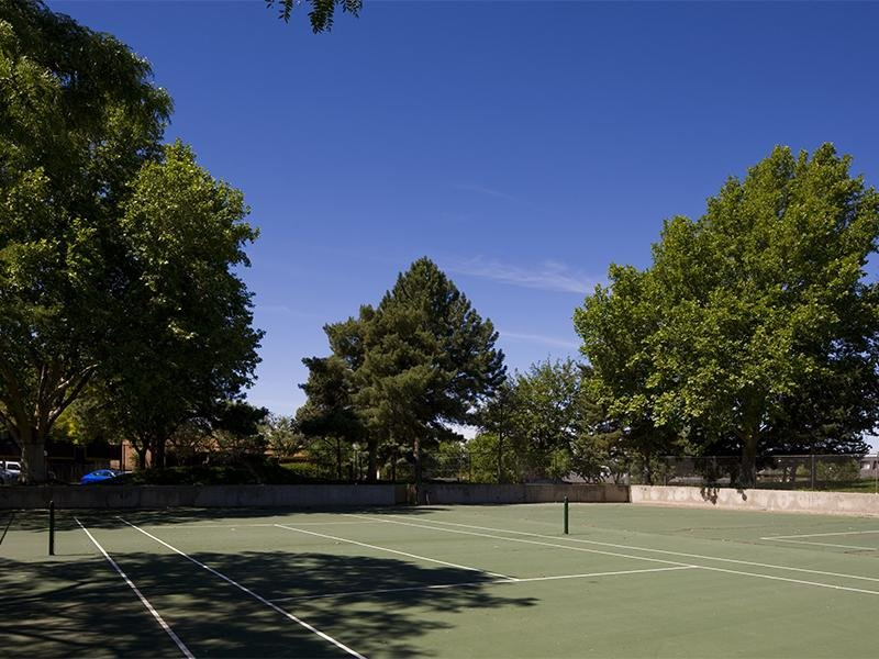 Tennis Courts | Retreat at Candelaria