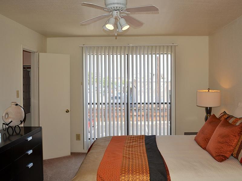 Bedroom | Alvarado Apartments
