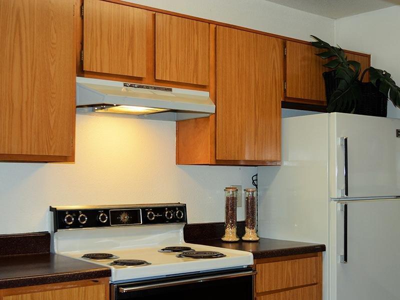 Fully Equipped Kitchen | Alvarado Apartments