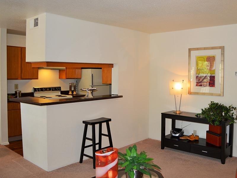Interior | Alvarado Apartments