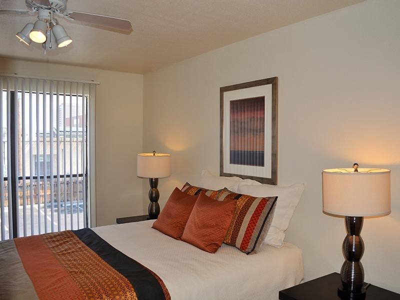 Spacious Bedrooms | Alvarado Apartments