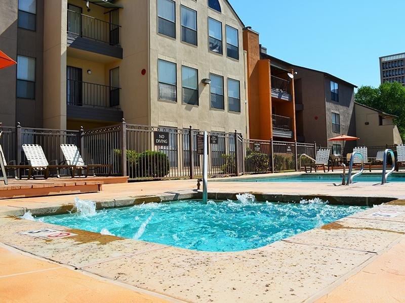 Spa | Alvarado Apartments