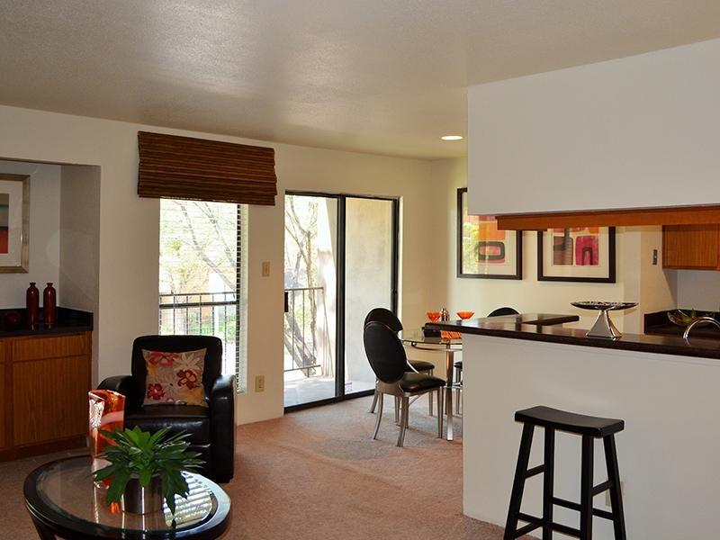 Apartment Interior | Alvarado Apartments