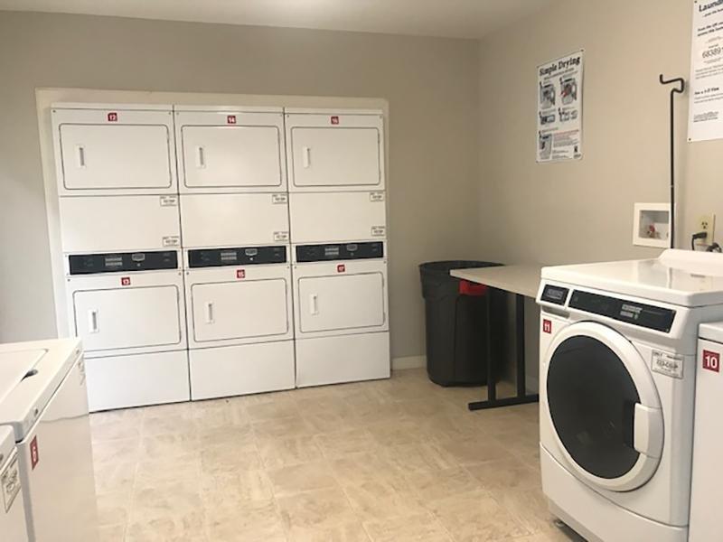 Laundry Facility | Alvarado Apartments