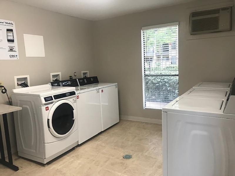 Laundry Center | Alvarado Apartments