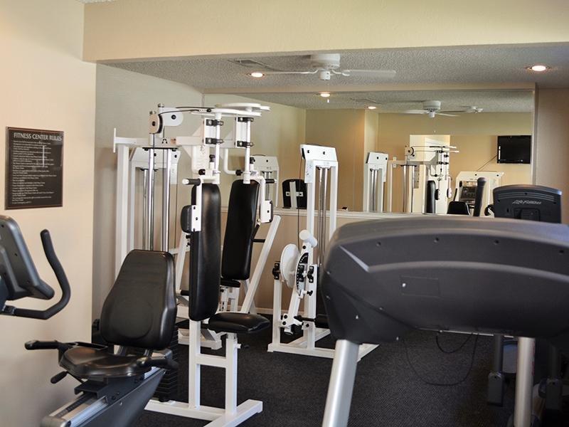 Fitness Center | Alvarado Apartments