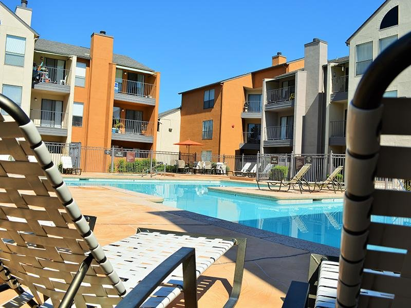 Swimming Pool | Alvarado Apartments