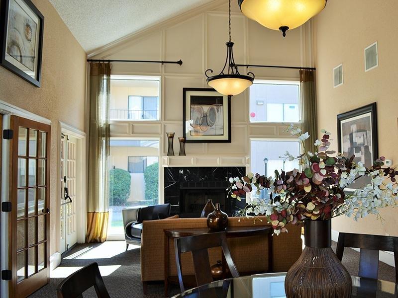 Lobby | Alvarado Apartments