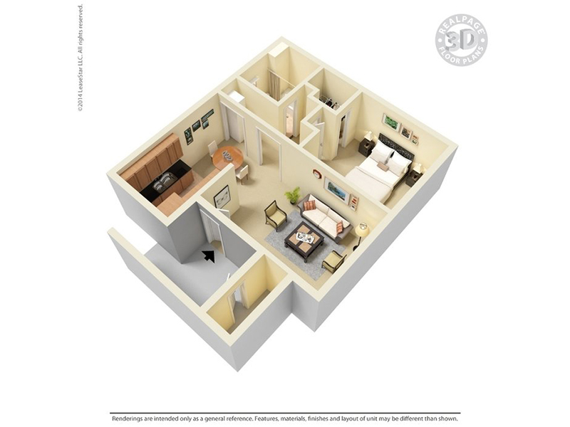 Floor Plans at Spain Gardens Apartments
