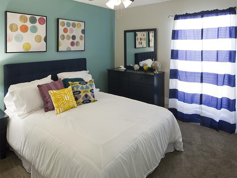 Cozy Bedrooms in Albuquerque, NM | Spain Gardens Apartments
