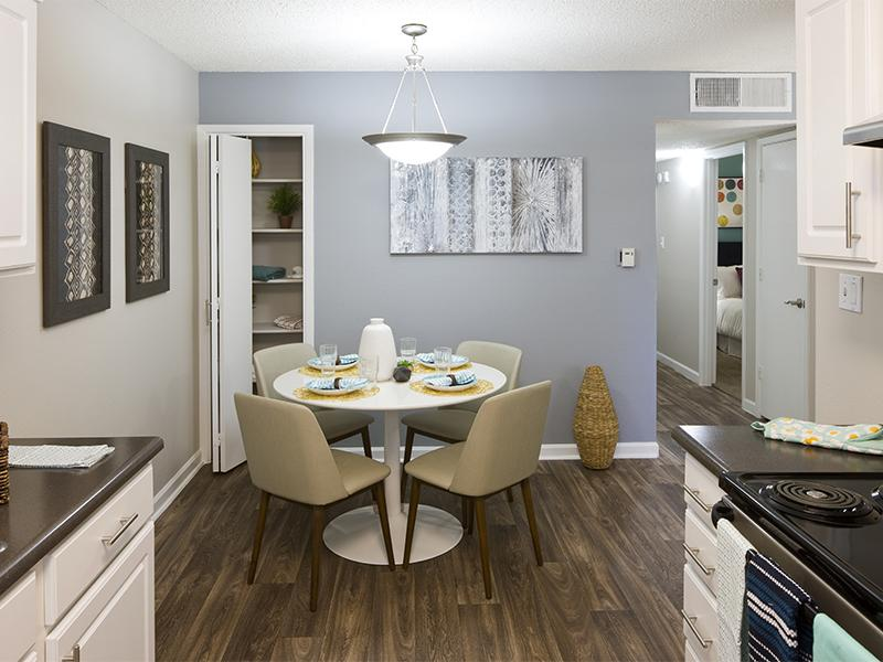 Dining Space | Spain Gardens Apartments