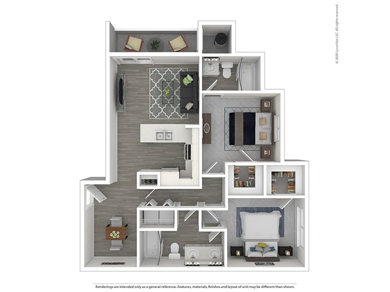 Floor Plans at Allegro at Tanoan Apartments