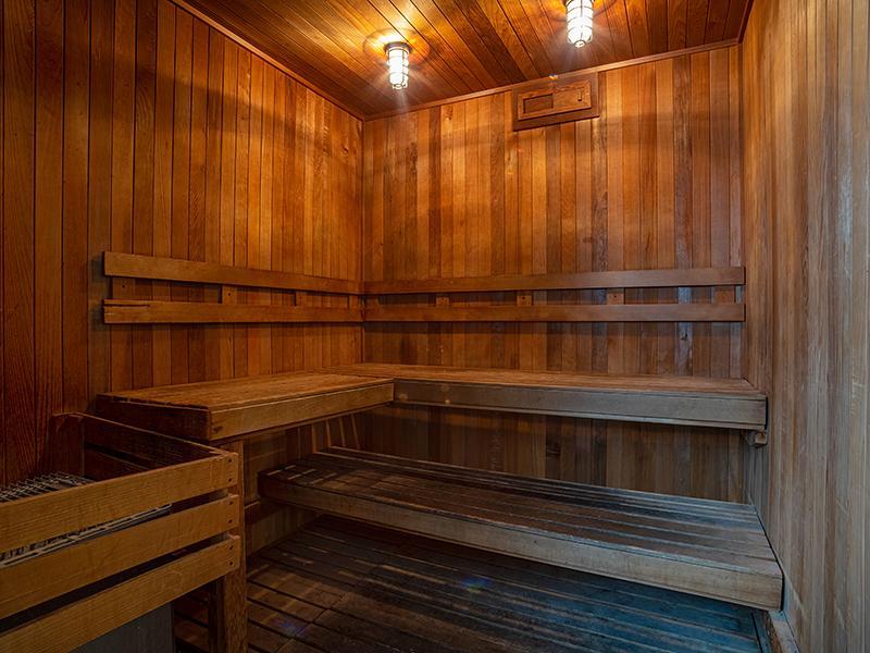 Sauna | Allegro at Tanoan