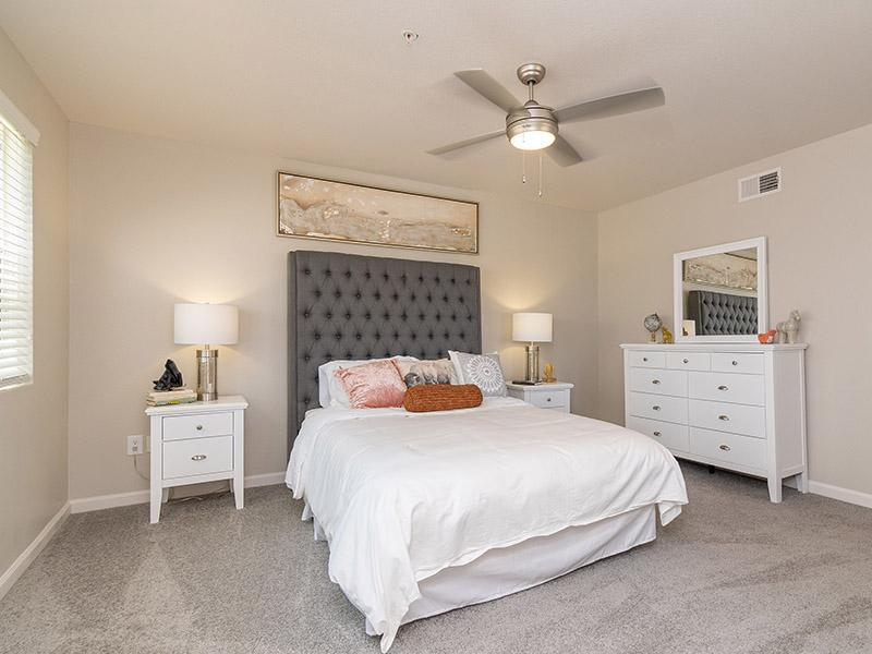 Spacious Bedroom Designs | Allegro at Tanoan Albuquerque | Roma