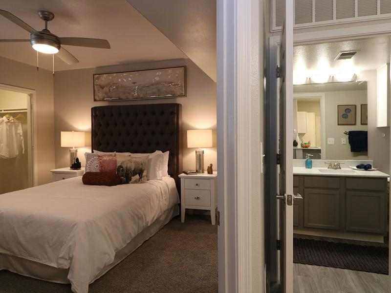 Master Bedroom With Master Bathroom | Allegro at Tanoan Albuquerque  | Italia