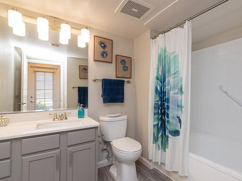 Bathroom   Allegro at Tanoan Albuquerque   Roma