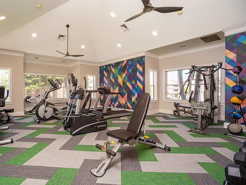 Fitness Center | Allegro at Tanoan Apartments in Albuquerque NM