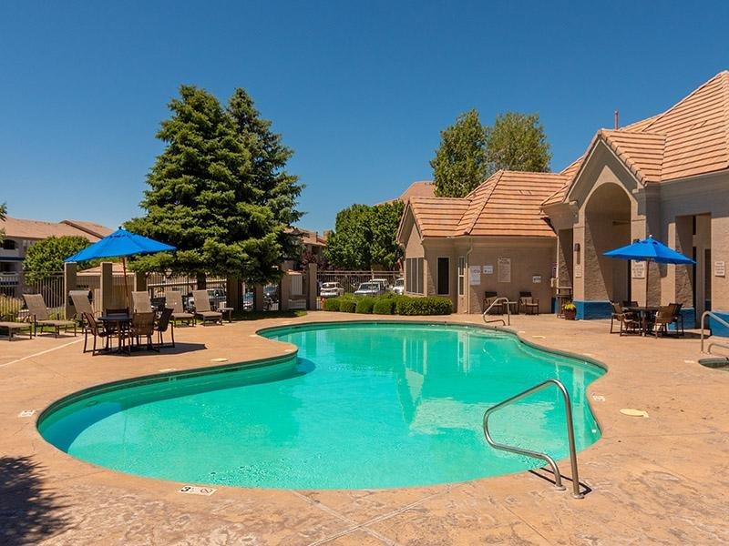 Swimming Pool   Allegro at Tanoan Albuquerque