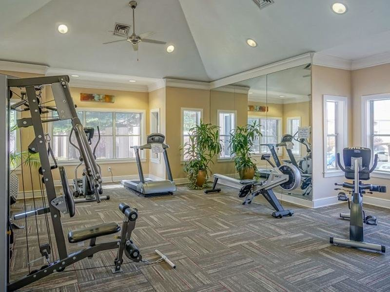 Fitness Center | Allegro at Tanoan