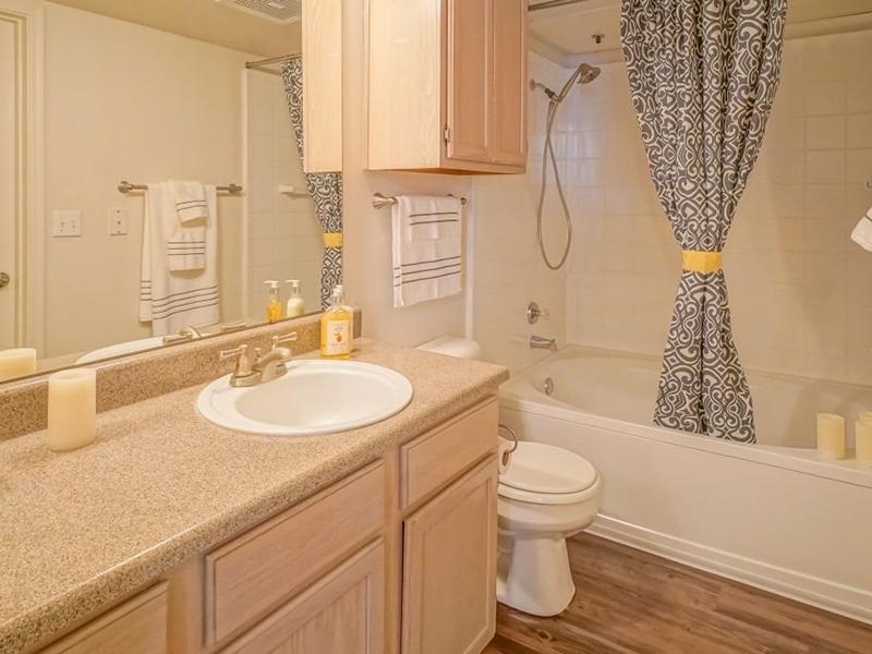 Bathroom | Allegro at Tanoan
