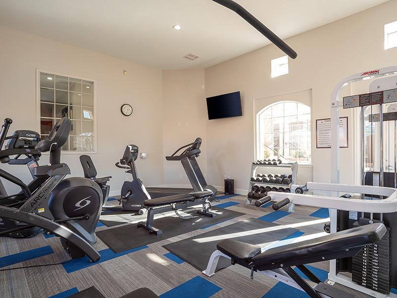 Gym | The Enclave