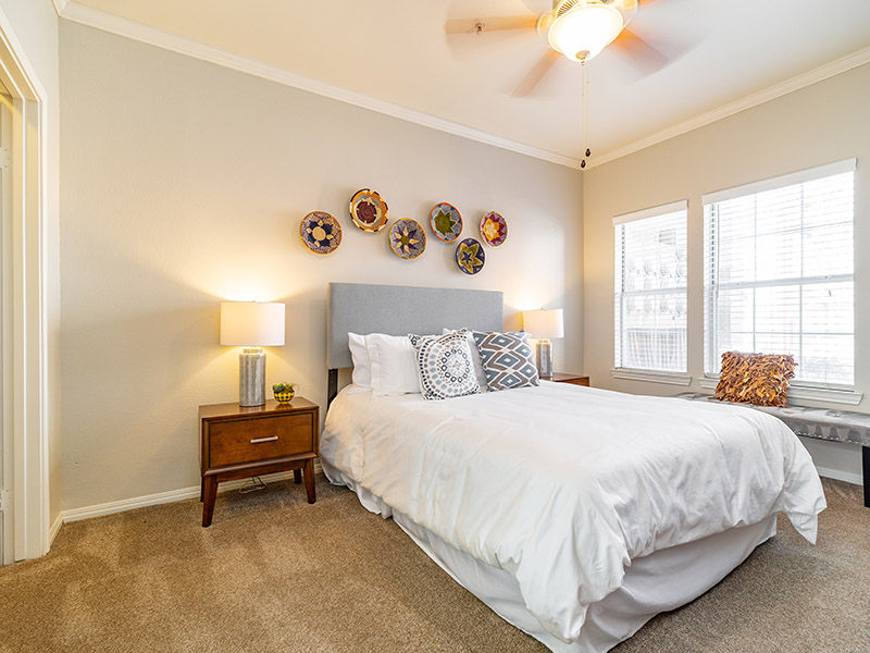 Bedroom | The Enclave Apartments