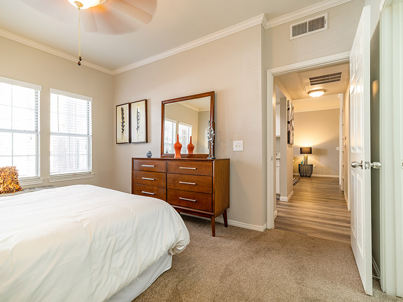 Spacious Bedrooms | The Enclave Apartments