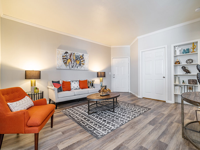Spacious Interiors | The Enclave Apartments