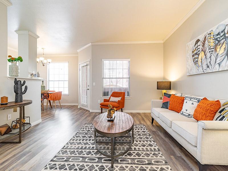 Open Floorplans | The Enclave Apartments