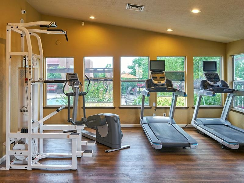 Community Fitness Center | Sombra del Oso Albuquerque Apartments