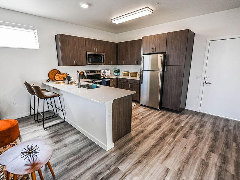 Apartment Interior | Camino Real