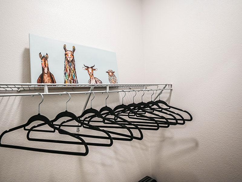 Closet Space | Camino Real