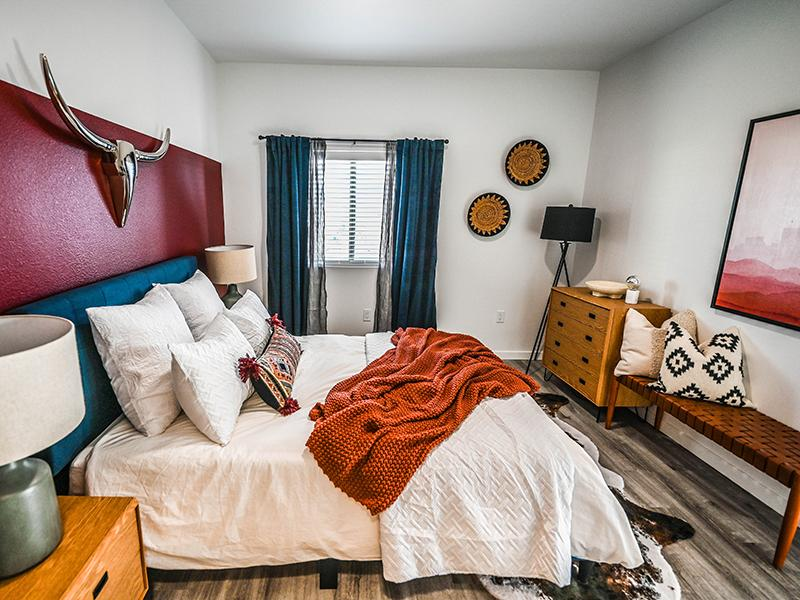 Bedroom Interior | Camino Real