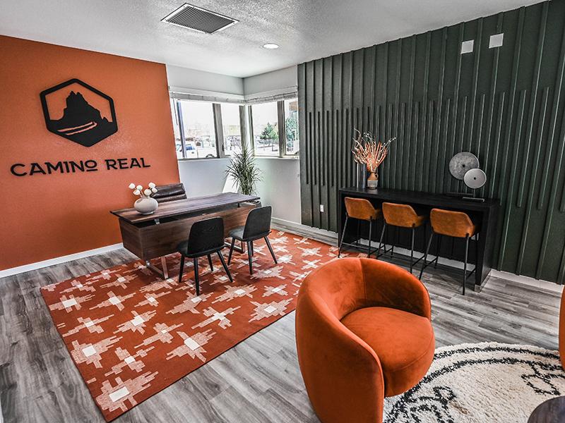 Leasing Office | Camino Real Apartments in Santa Fe, NM