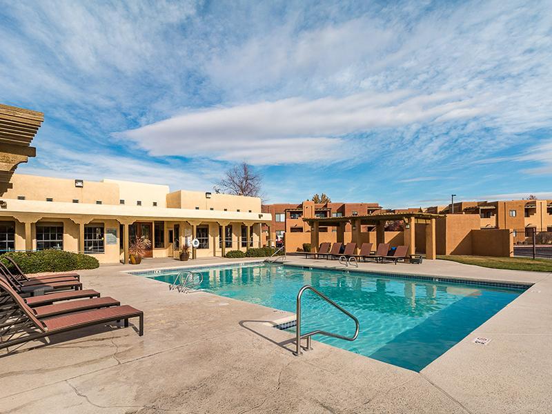 San Miguel Del Bosque's Swimming Pool