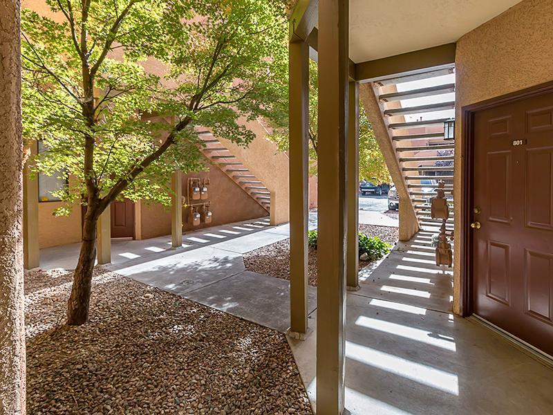 Apartment Entry | San Miguel Del Bosque