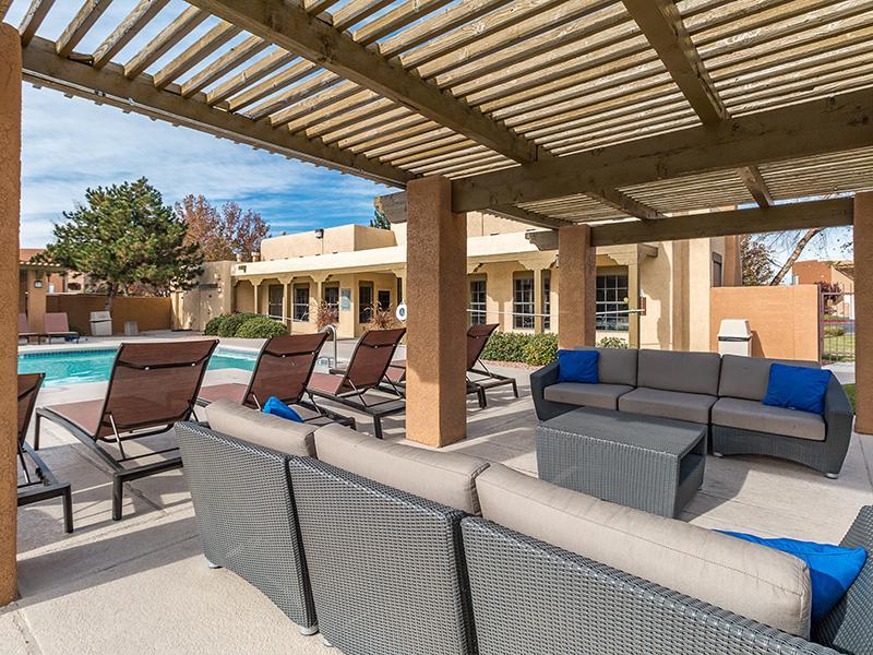 Outdoor Lounge | San Miguel Del Bosque