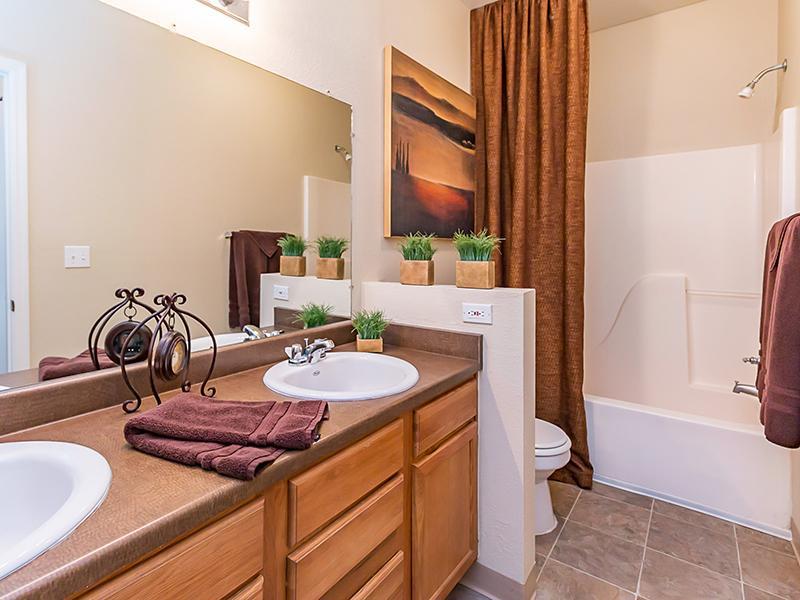 Double Sink Bathroom | San Miguel Del Bosque