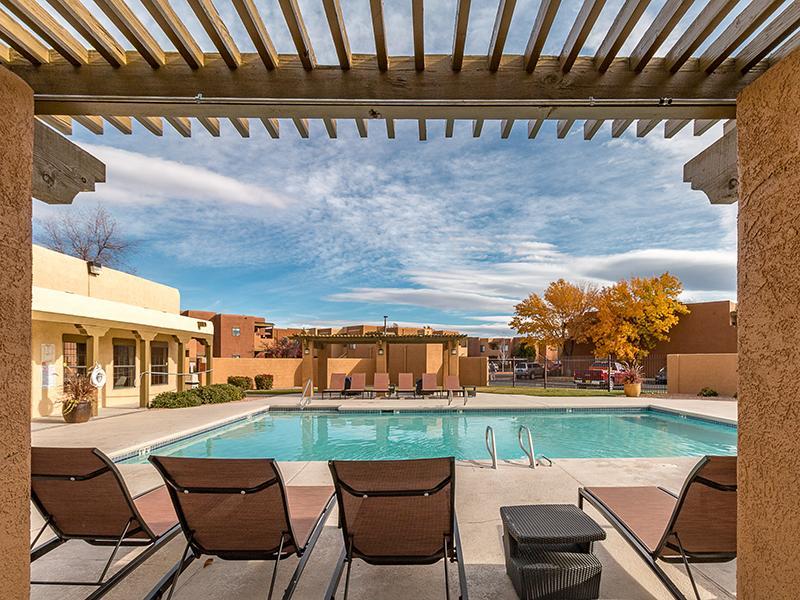 Pool Side Lounge | San Miguel Del Bosque