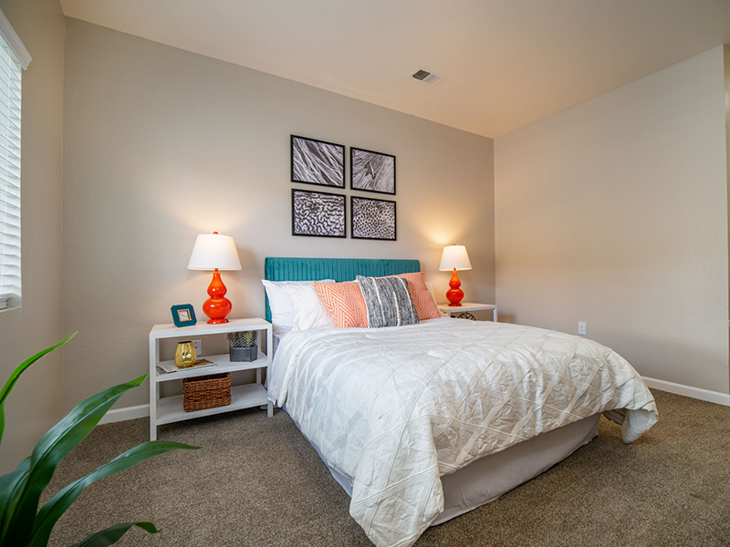 Spacious Bedroom | San Miguel Del Bosque Apartments in Albuquerque, NM
