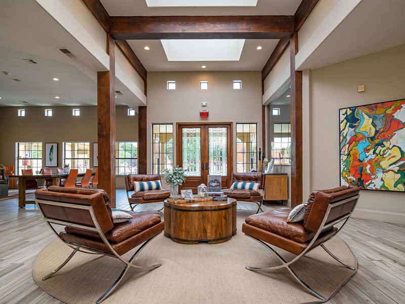 Clubhouse | San Miguel Del Bosque Apartments in Albuquerque, NM